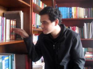 Diego Eguiguren y la imprescindible tarea del corrector de estilo